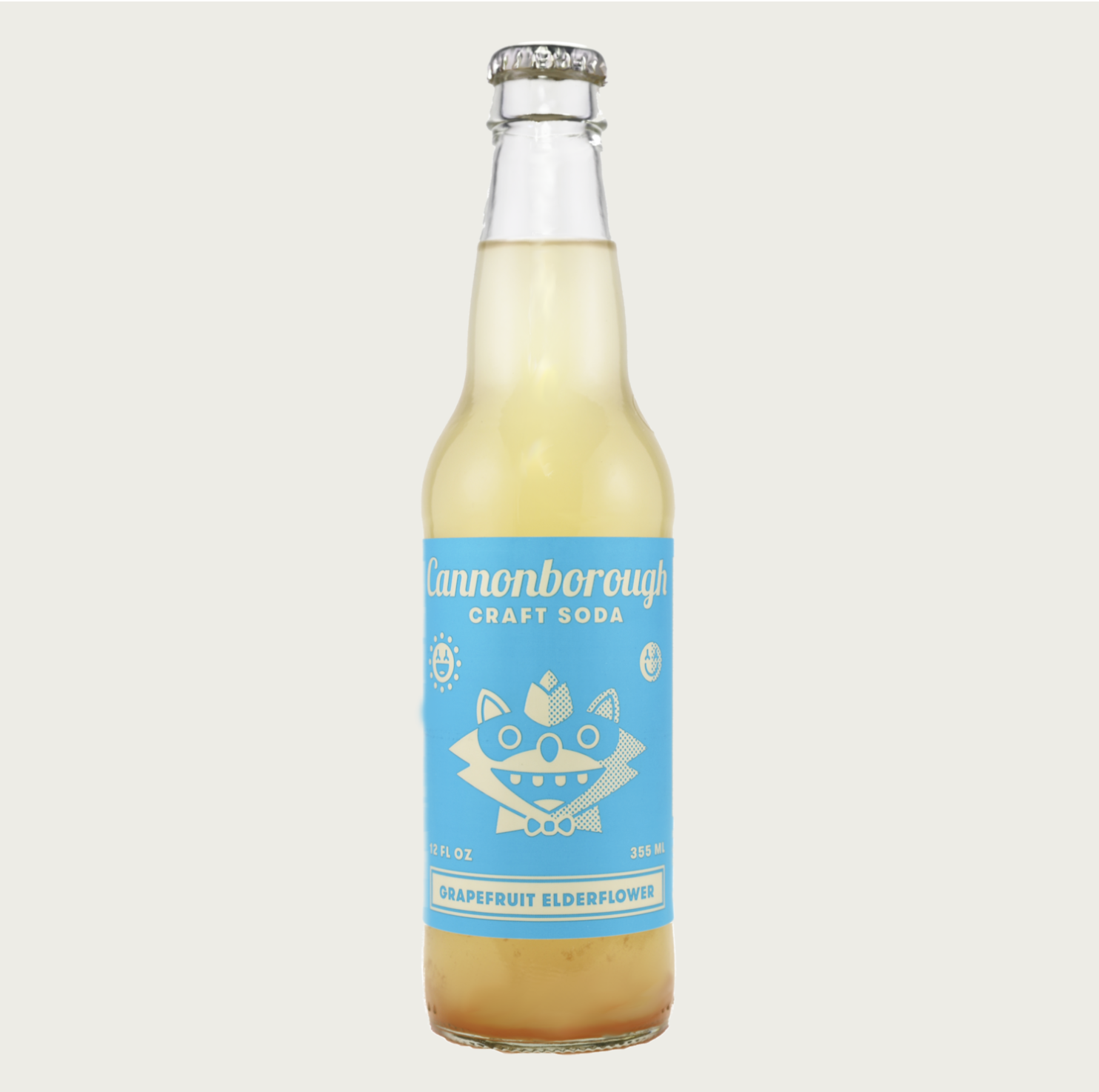 Craft Soda by Cannonborough Beverage Co