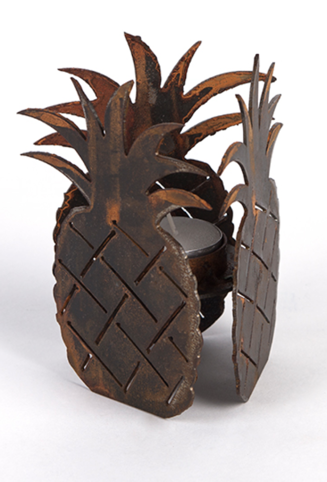Pineapple Candle Votive from Charleston