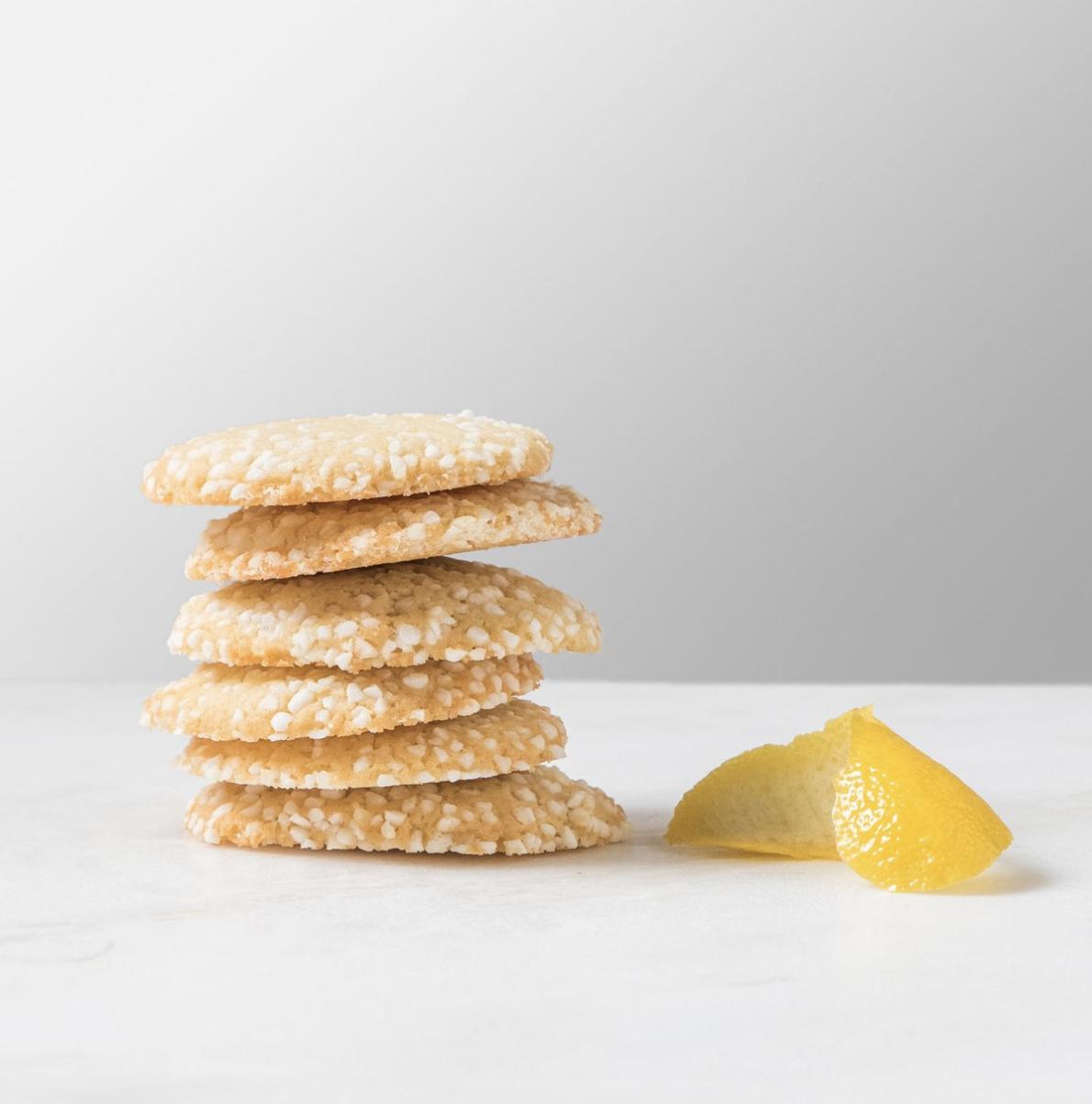 Grey Ghost Bakery Lemon Sugar Cookies