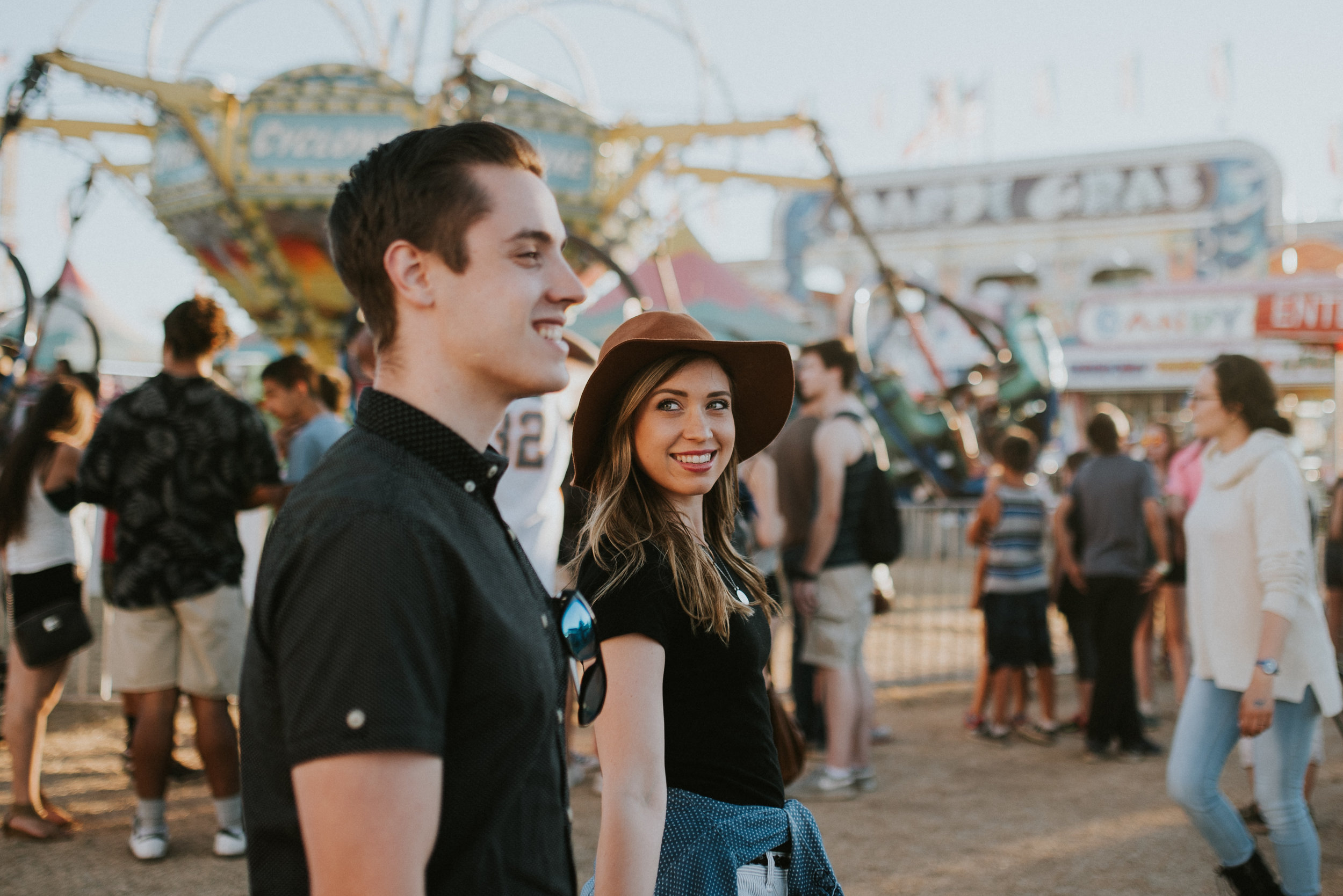 Alex + Tessa | Clark County Fair