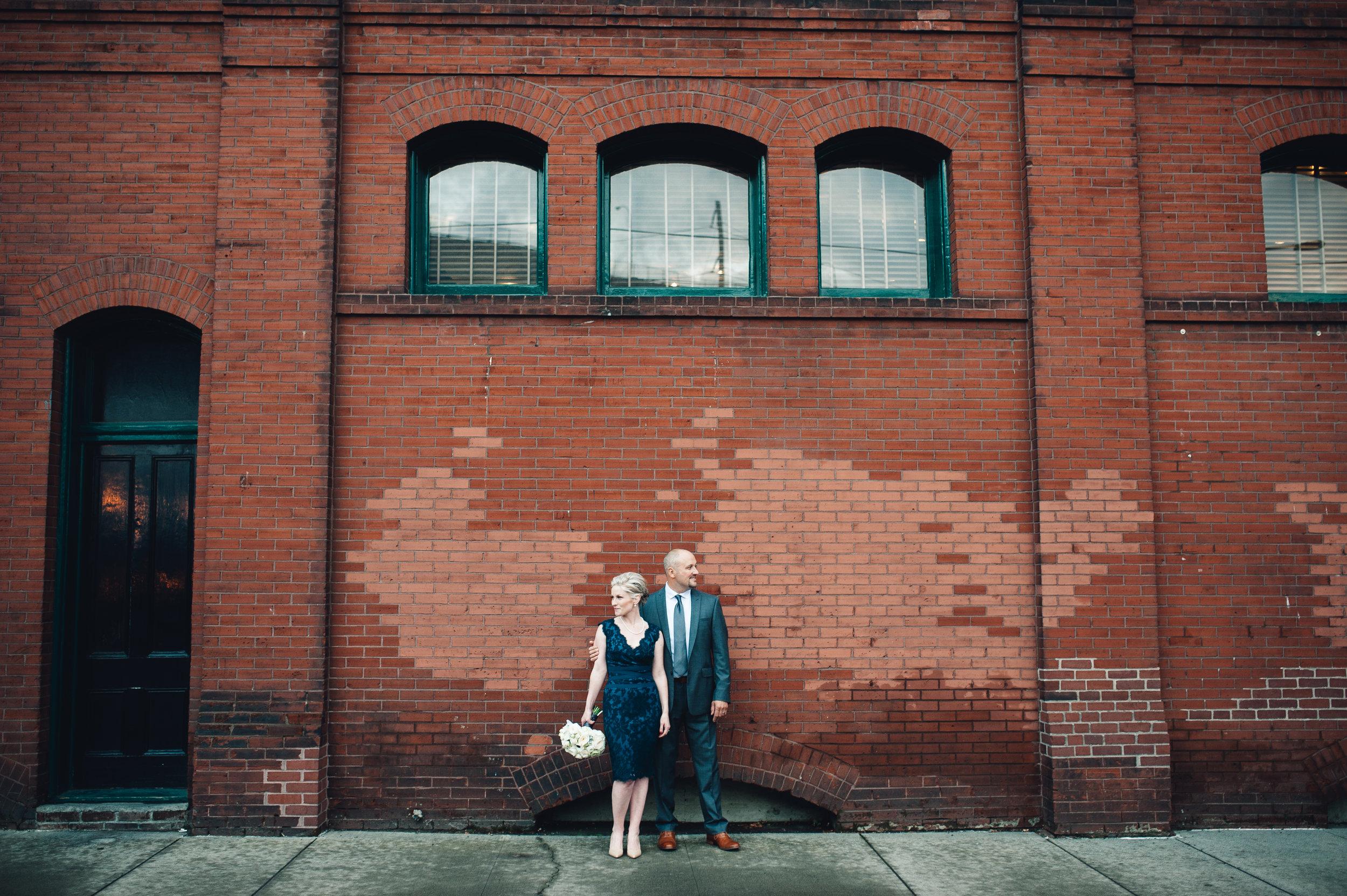 John + Lindsay | Widmer Brothers Brewing Portland, OR
