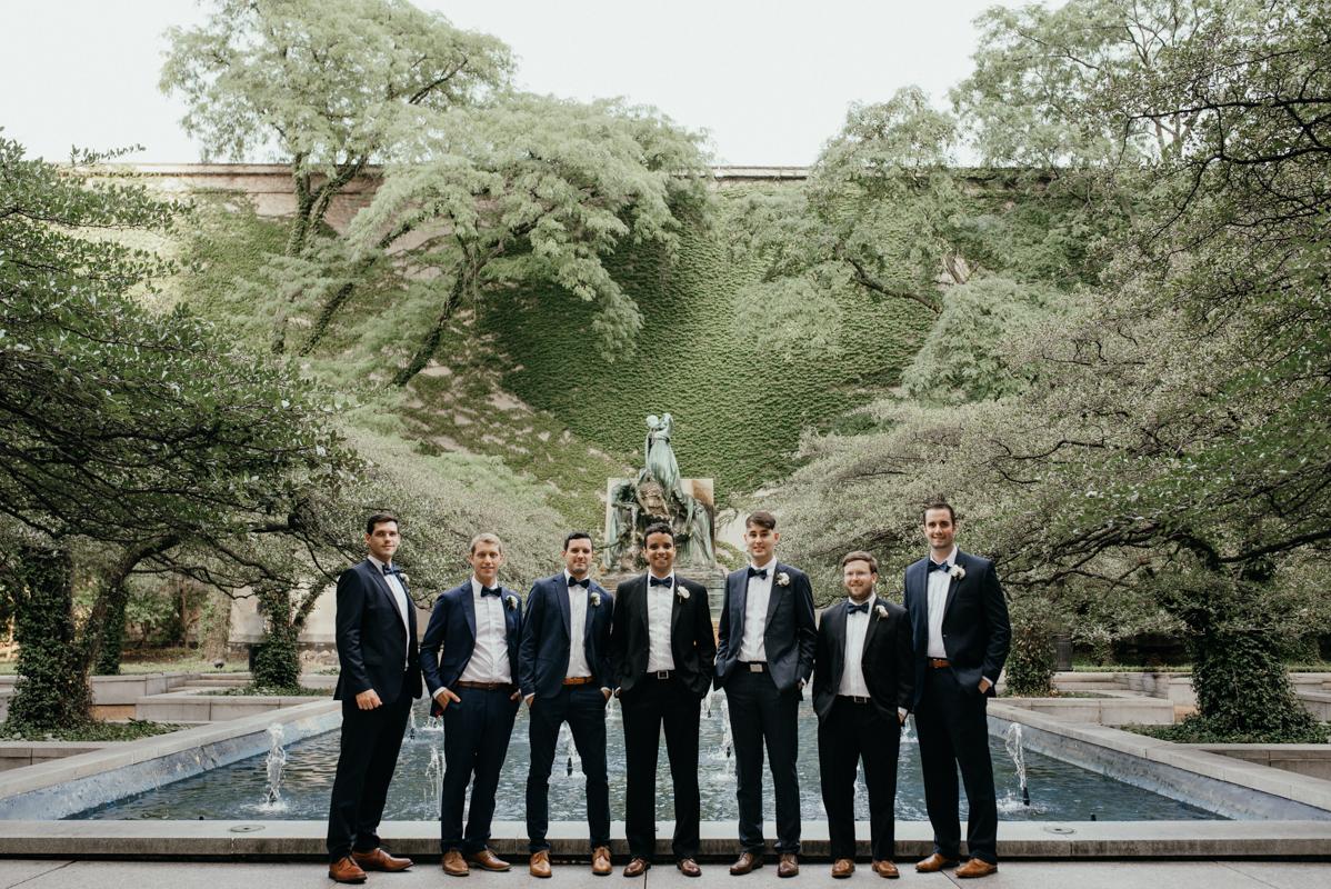 Chicago Symphony Center wedding photographer-132.jpg