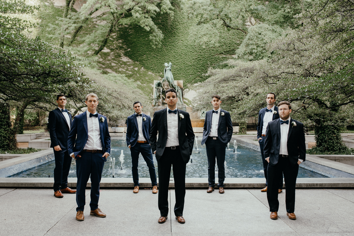 Chicago Symphony Center wedding photographer-133.jpg