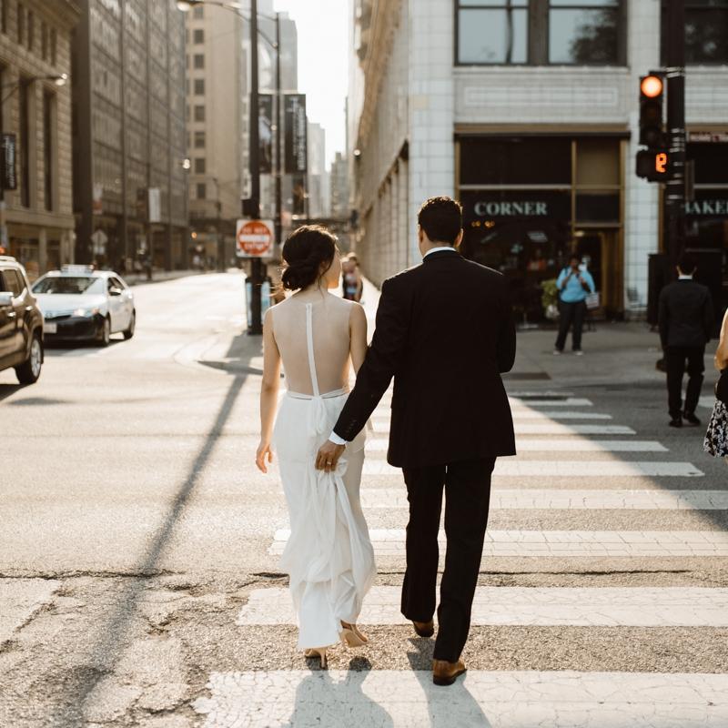Ryan + Jamie | Chicago Symphony Center Wedding