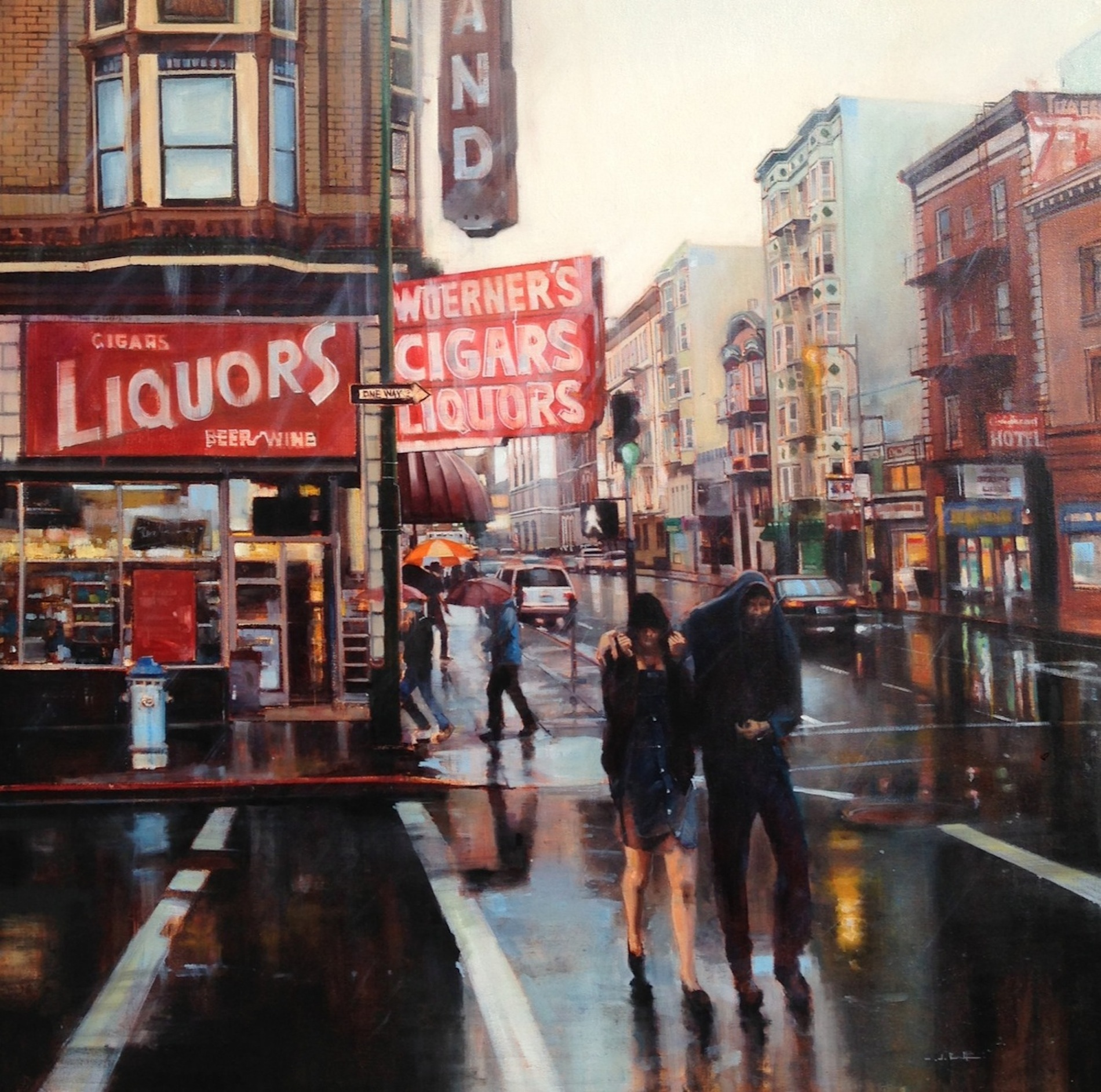 City Liquor