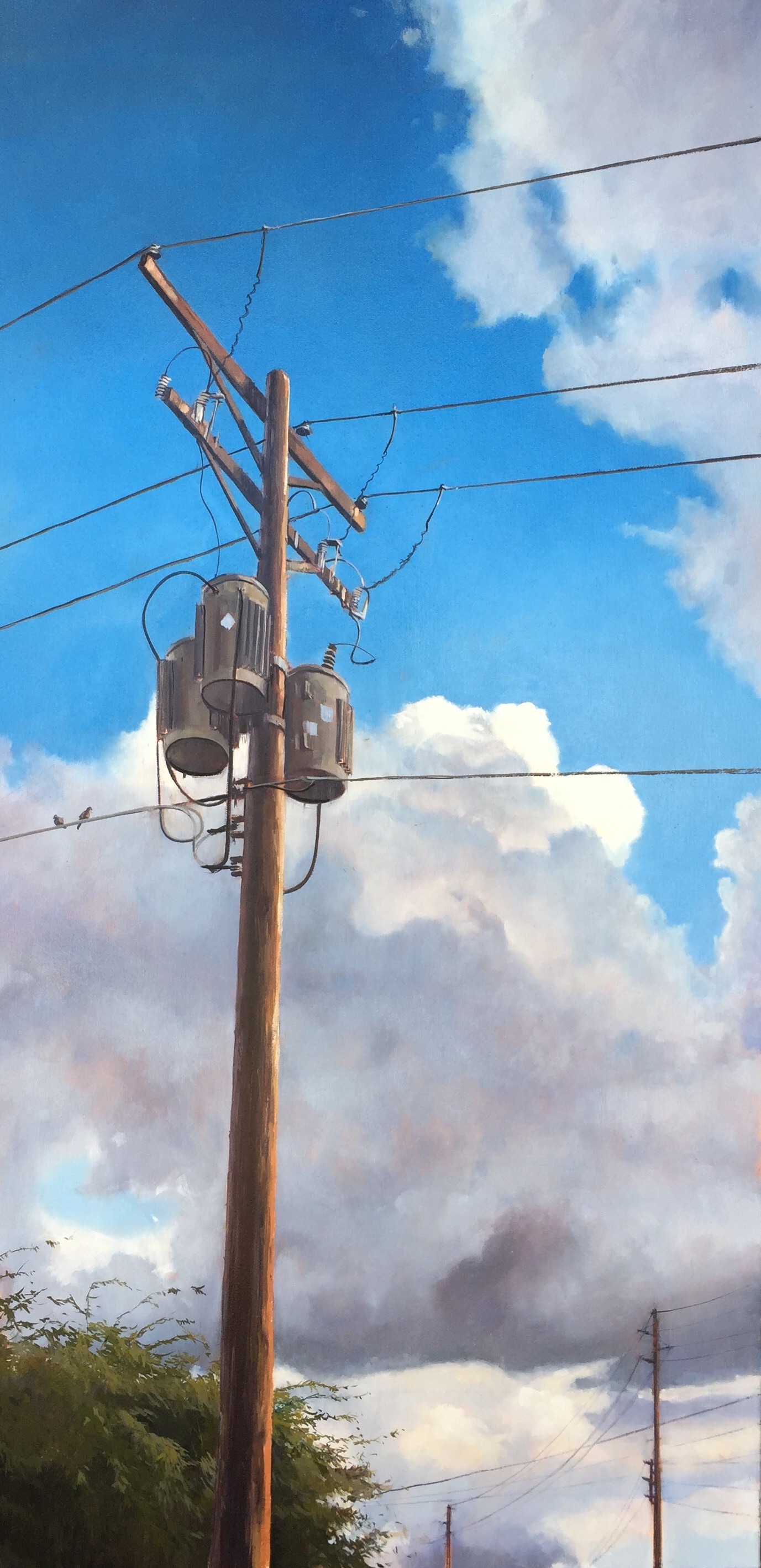Clouds and Power