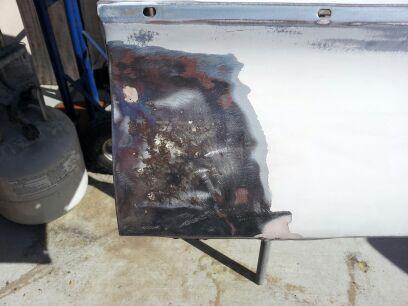 Rust Repair Needed