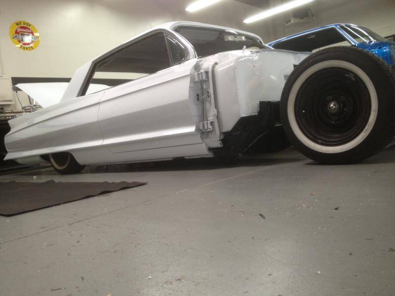 Laying Low With The New Air Suspension