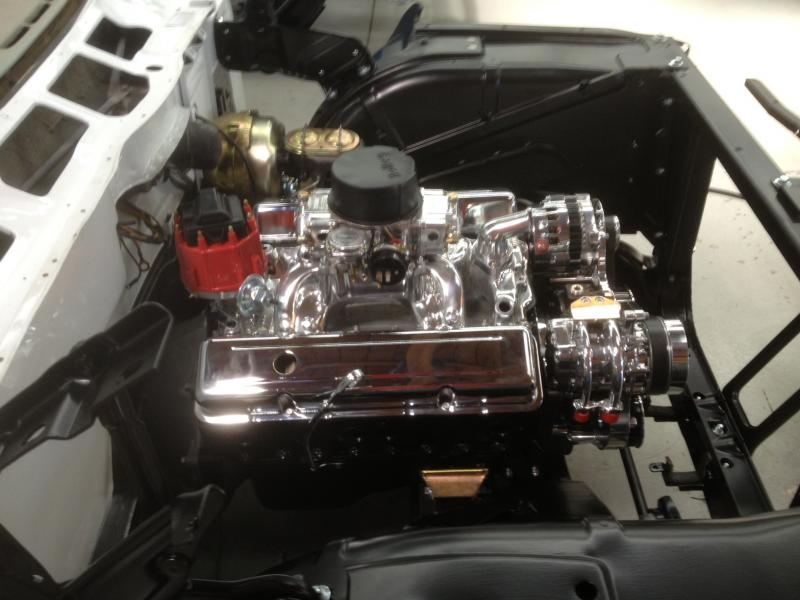 Engine In Place