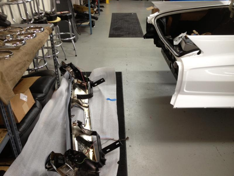 Rear Bumper Ready For Install