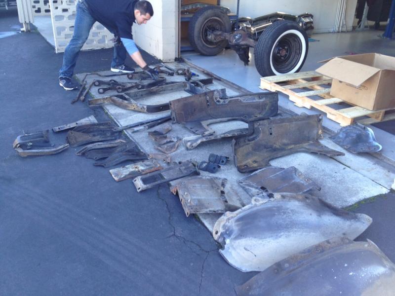 More Parts For Powdercoat