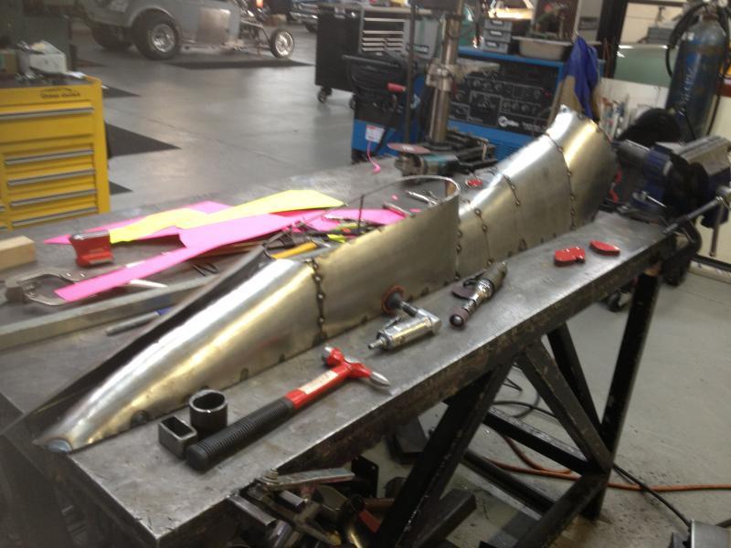 Torpedo Shape With Hideaway Hinged Top