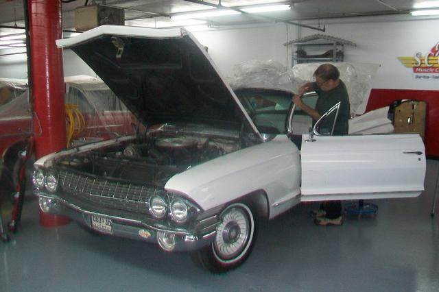 1961 Coupe De Ville (Before)