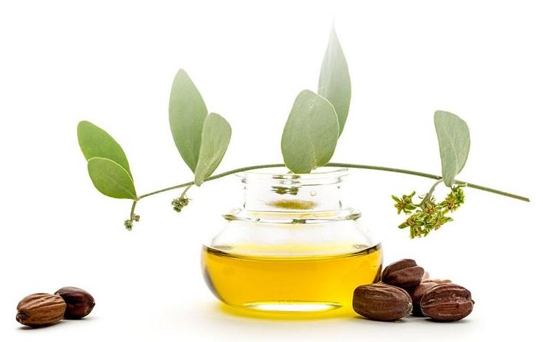 Jojoba Oil, Golden (USDA certified organic)