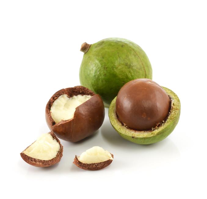 Macadamia Oil (USDA certified organic)