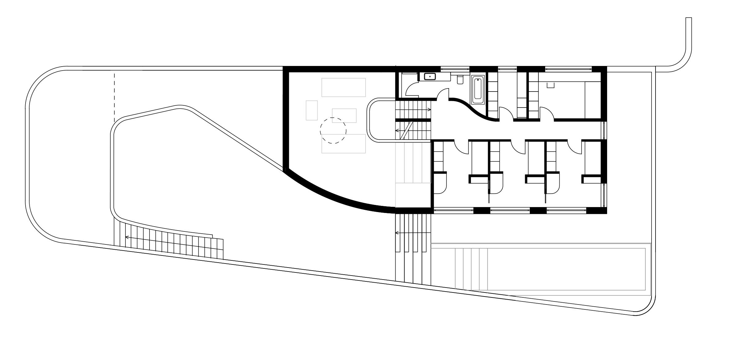 Architektur Bruchsal, Deutschland