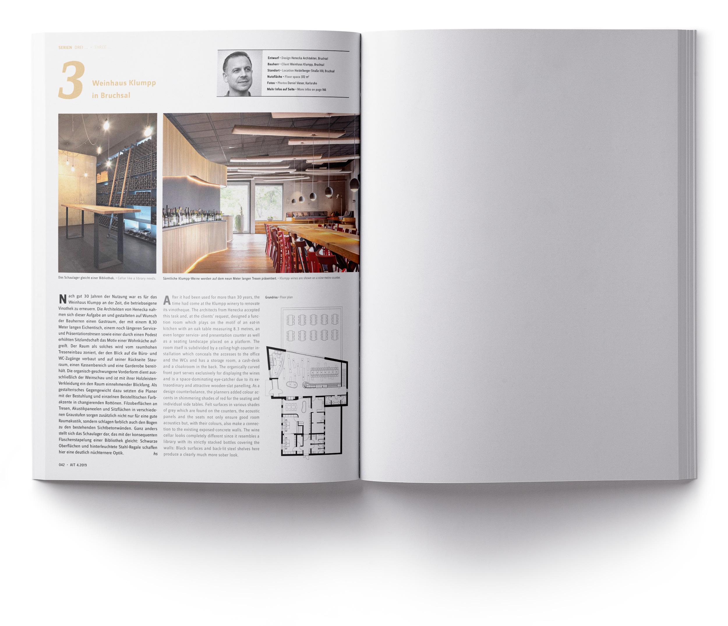 Architekten Magazin