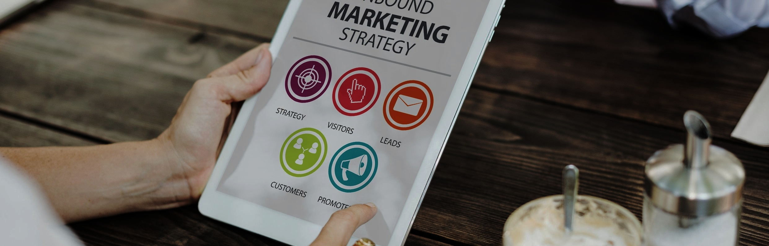 Here's how we begin the project - Designing Your Sales & Marketing Solution
