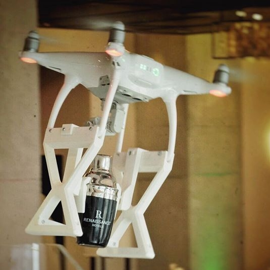 3D printed Drone accessory
