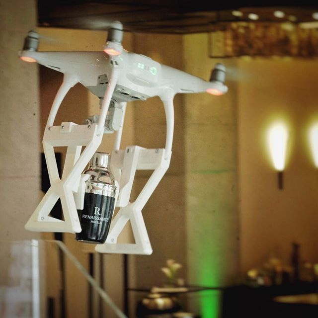 3D Concept Models by 3D Brooklyn - 3D Printed Drone