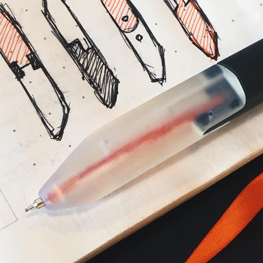 todays 3d printed pen