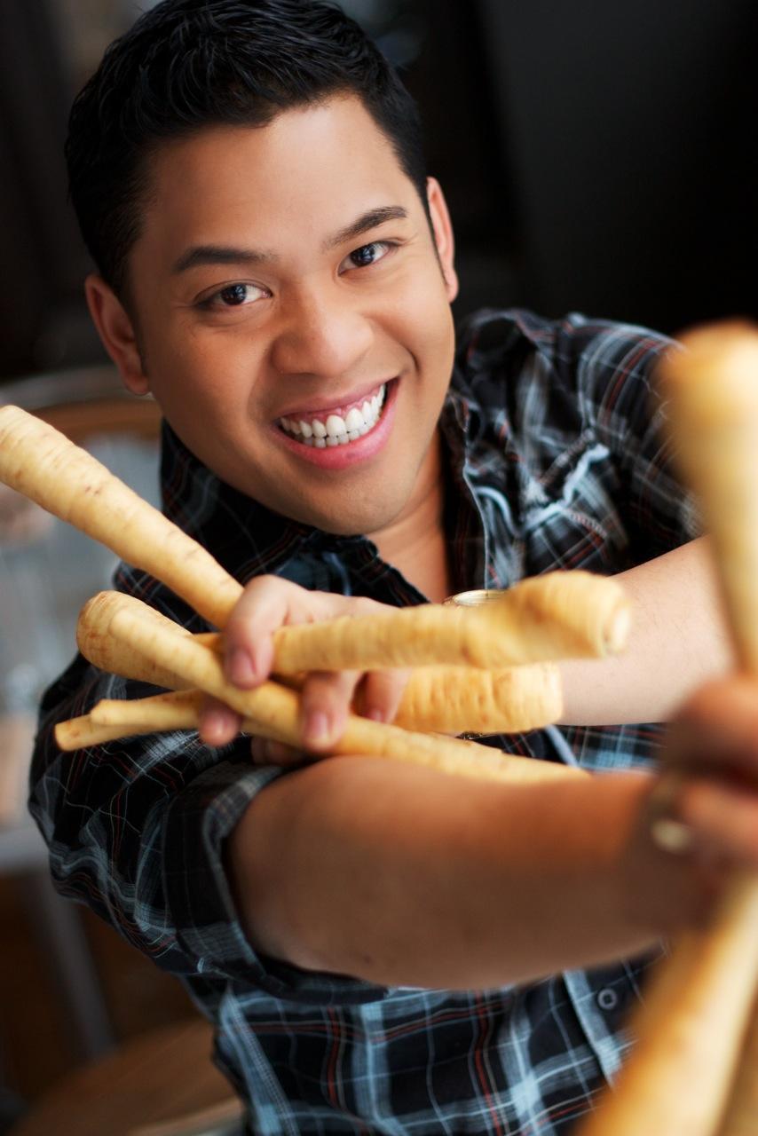 Arnold Myint Food Network Star