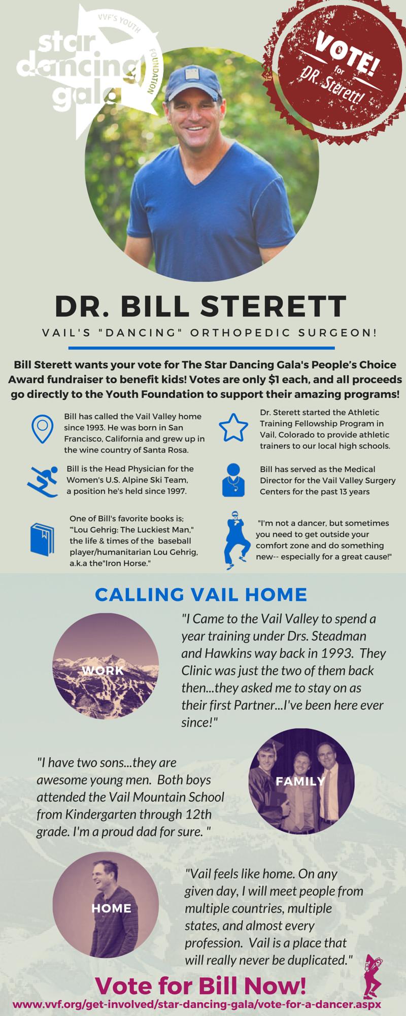 bill-sterett-vail-valley-foundation