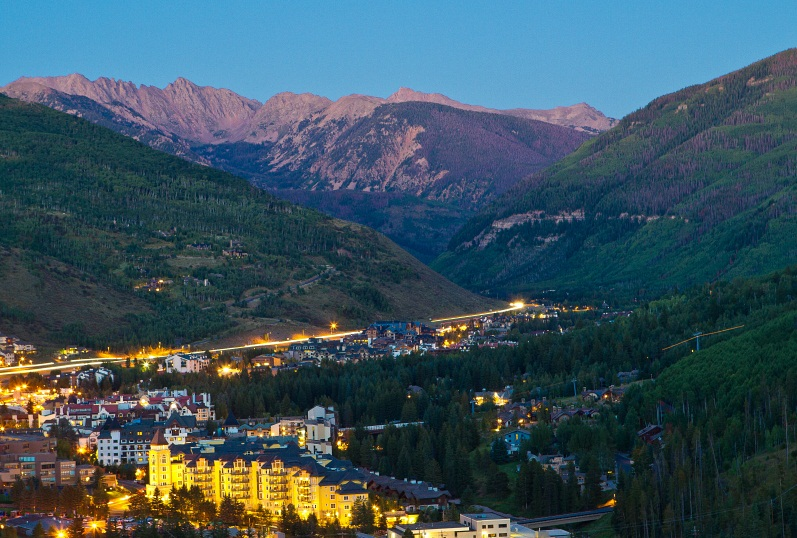 Vail is an amazing place, whether you are getting orthopaedic surgery here or just enjoying our amazing mountains!