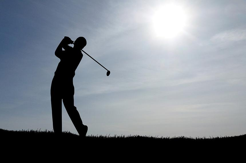 Golfing is one of my favorite sports, but it can take a toll on the body.
