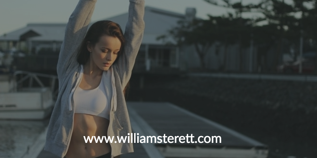 Stretching is a great way to keep loose and train the body to be fitter and more pain free
