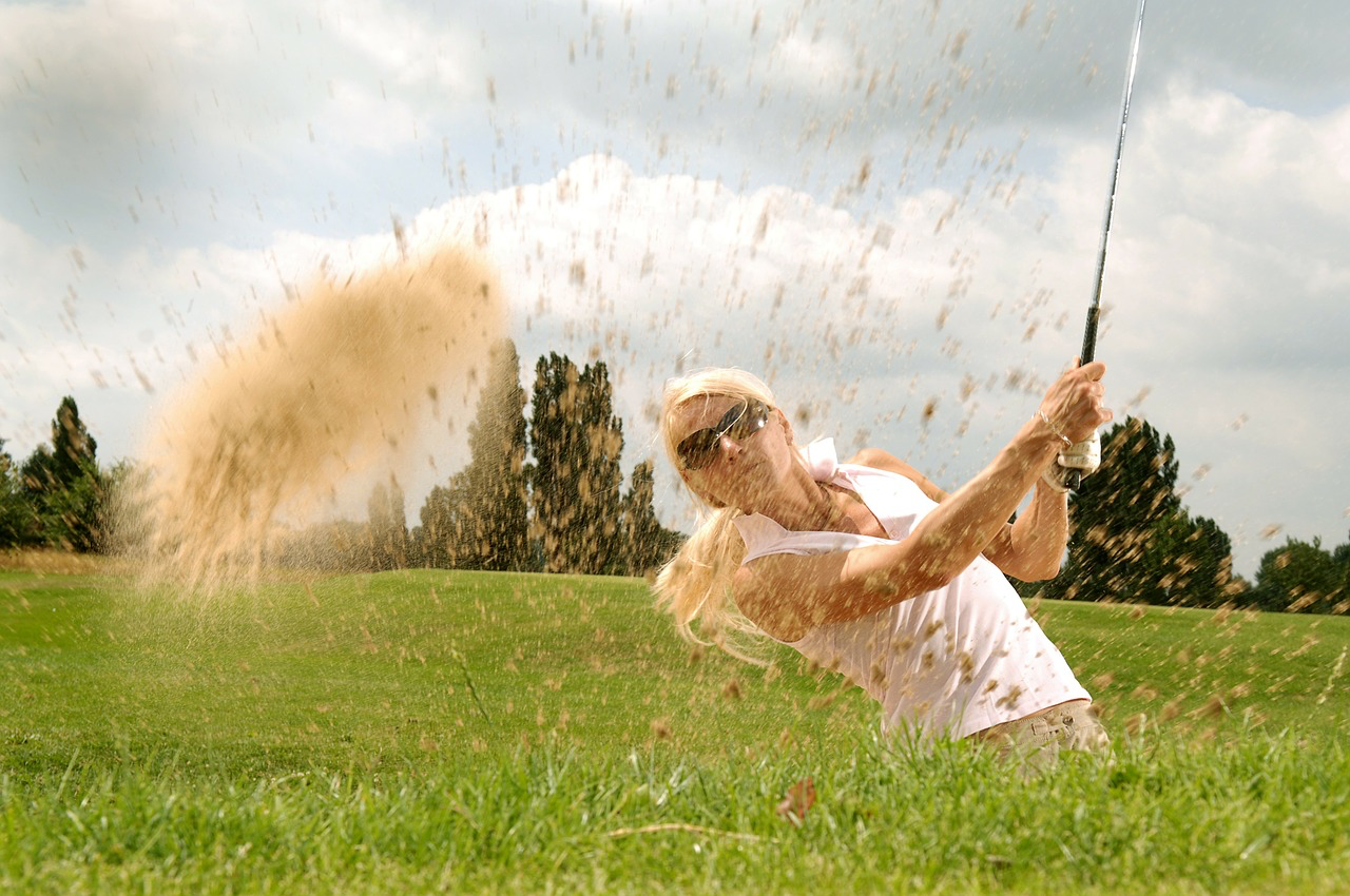 No matter what you do, playing golf will take some sort of toll on your body