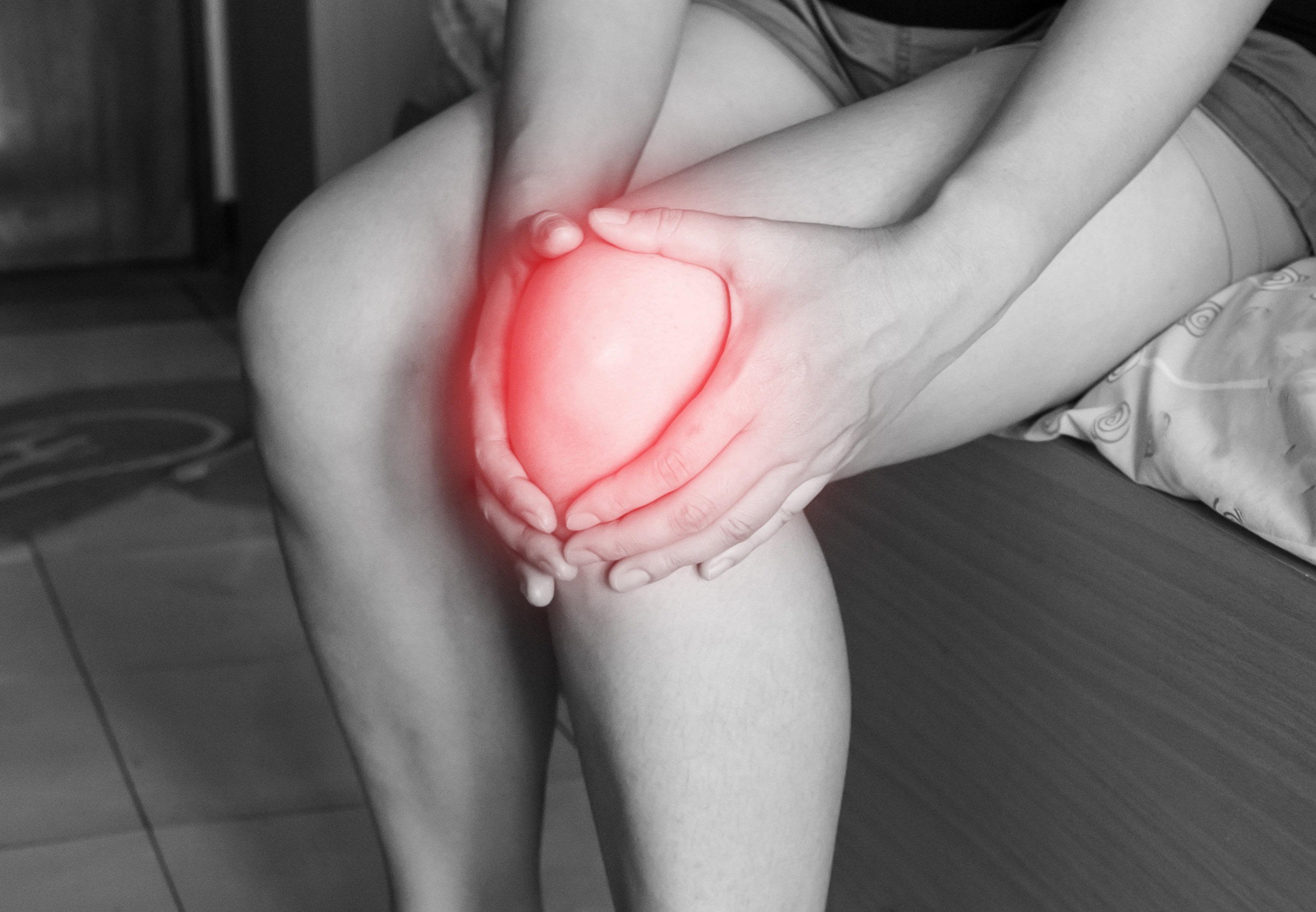 48 Hours of Knee Swelling? - See a doctor