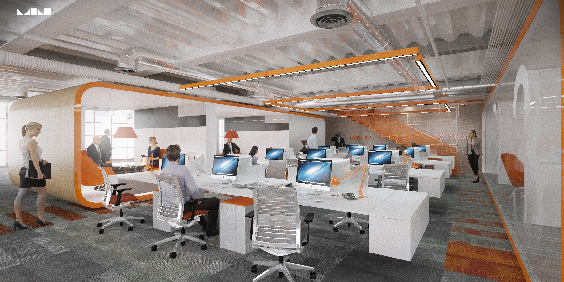 Visualizing architecture - commercial rendering 15 - MONOMO