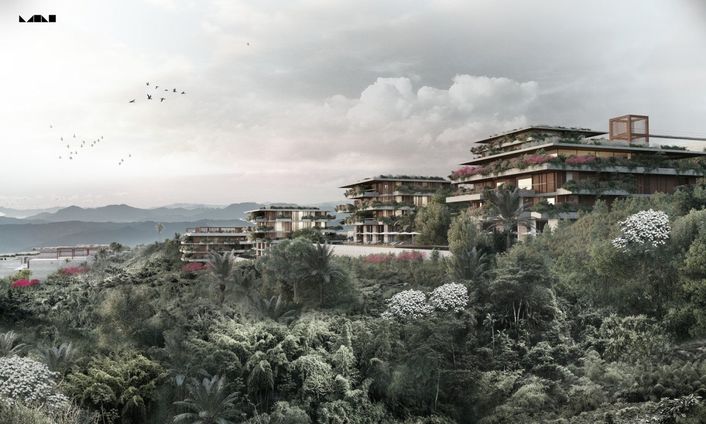 Render 20 - Exterior rendering – MONOMO