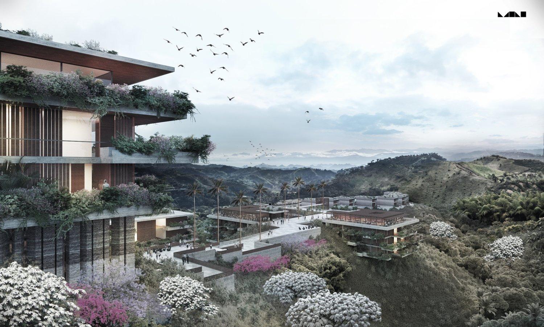 Render 18 - Exterior rendering – MONOMO