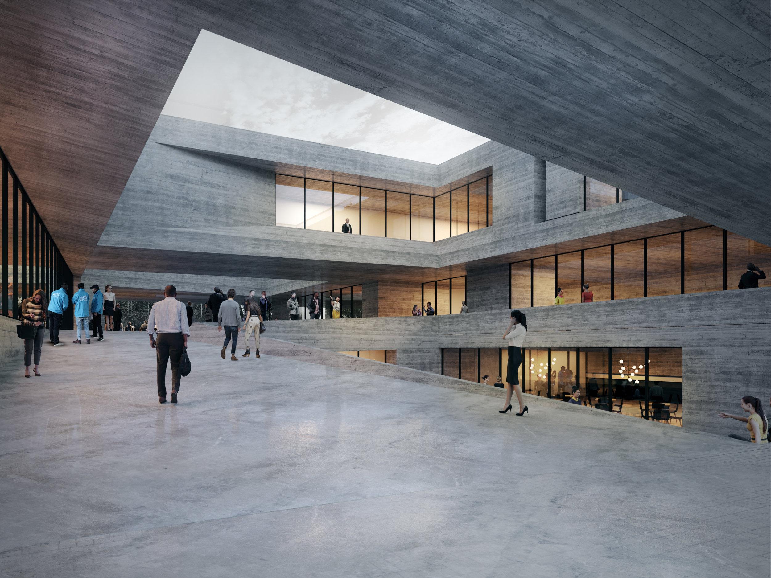 Architect: Pablo Zarama & Lorenzo Pombo