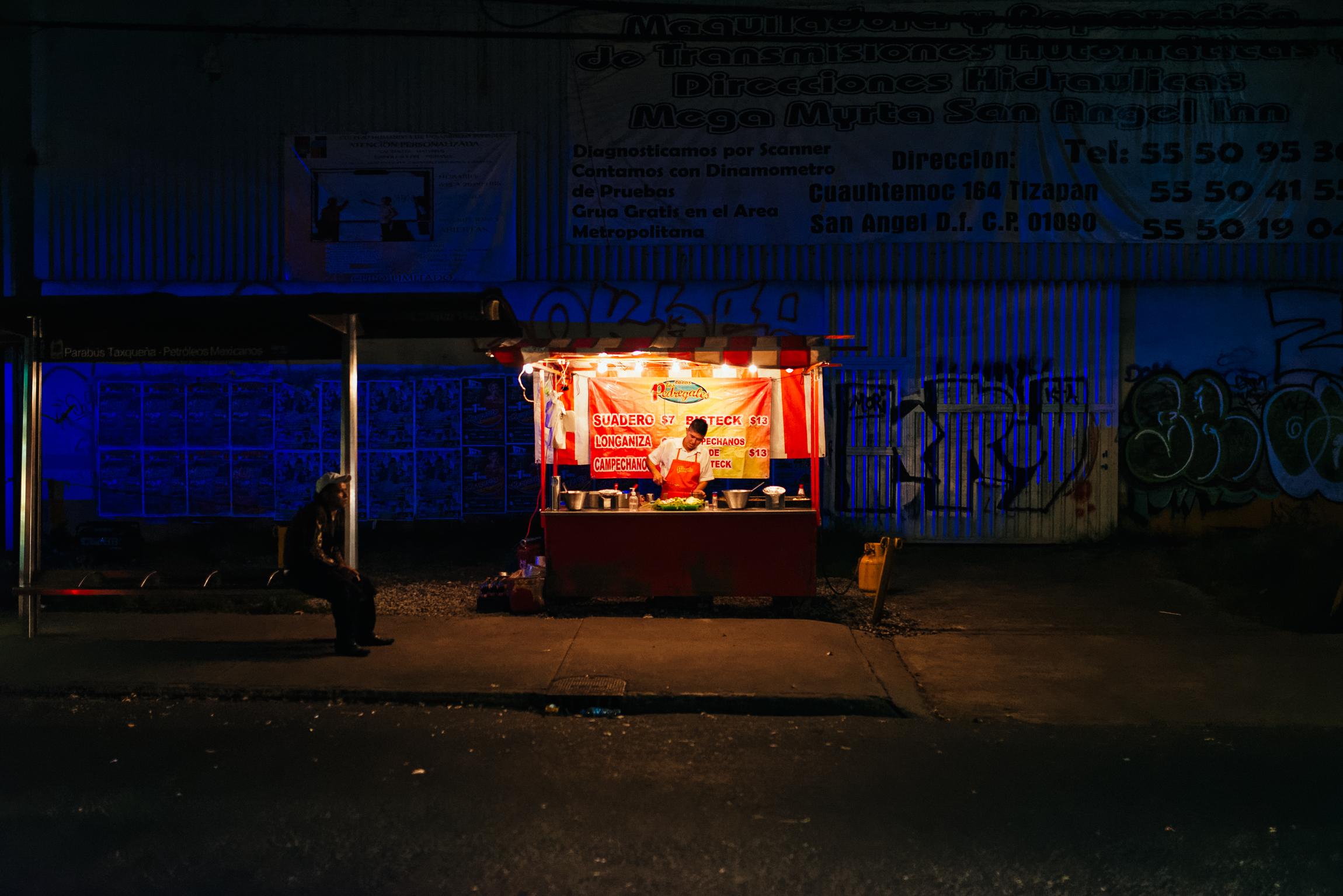 Taco Nocturno