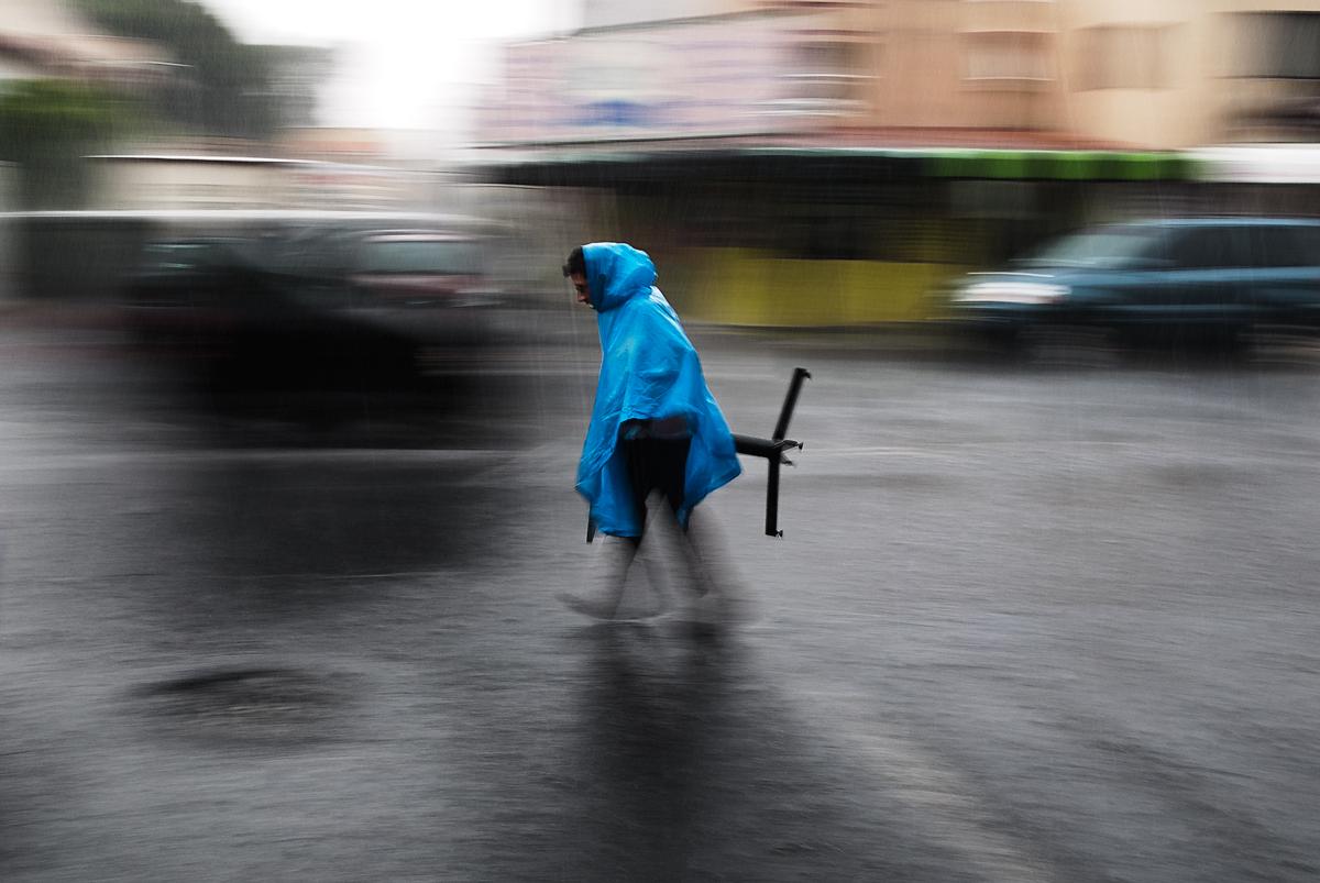 Rain Walker