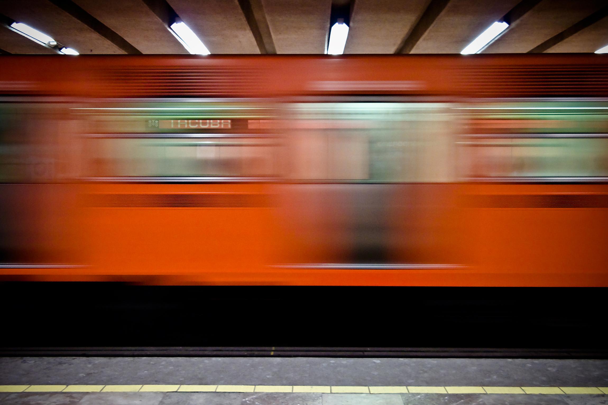 Metro Tacuba