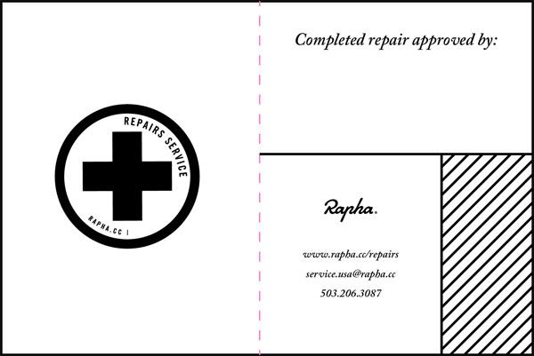 Repair Certificate