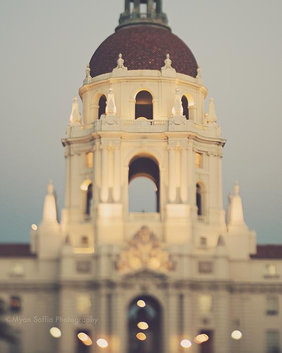 """""""Pasadena City Hall No.1"""""""