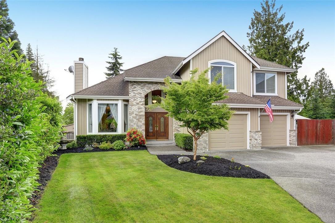 Kent, Washington //  SOLD $514,000