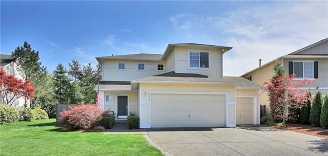 Maple Valley, Washington //  Sold at $462,500
