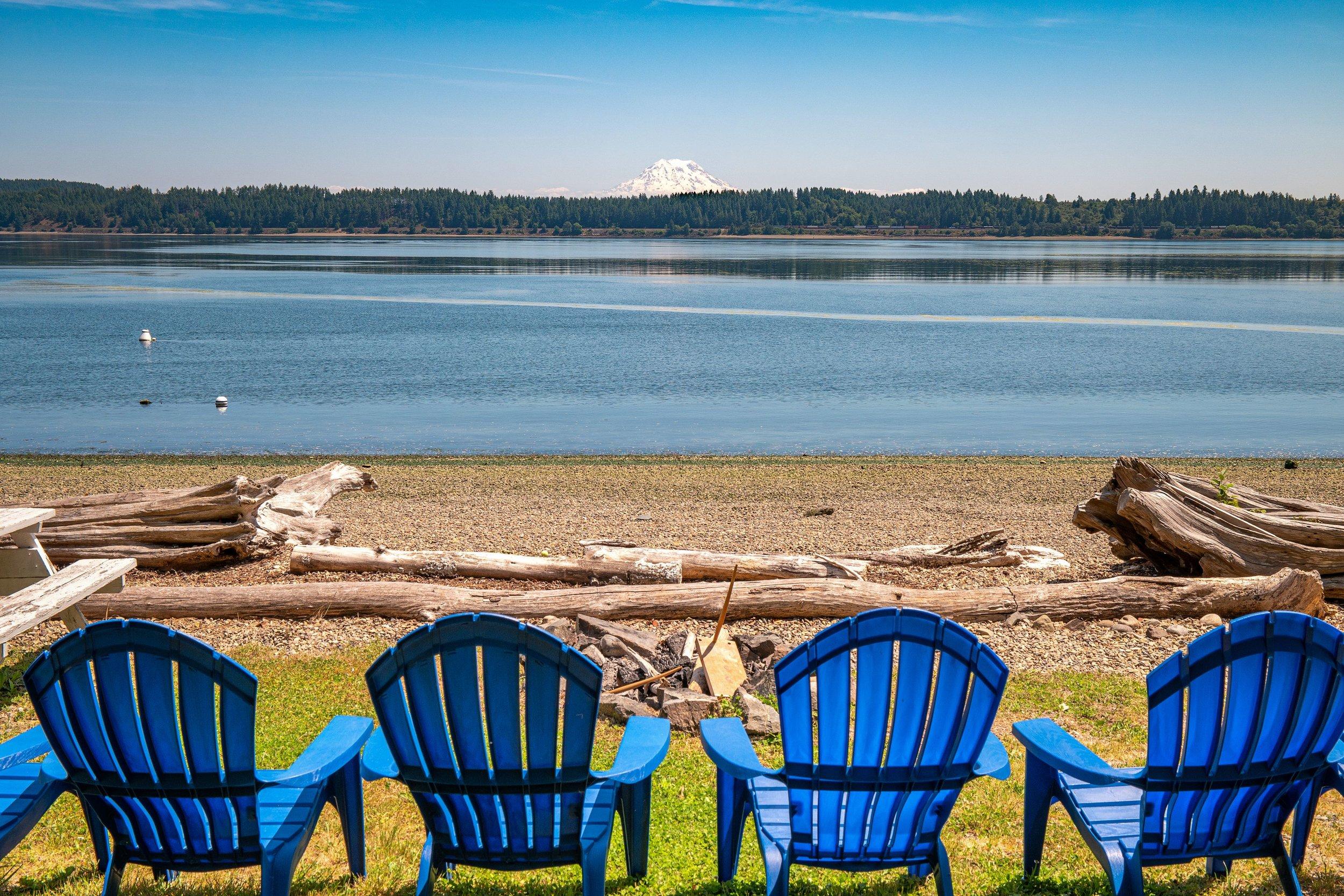 Anderson Island, Washington //  SOLD $534,700