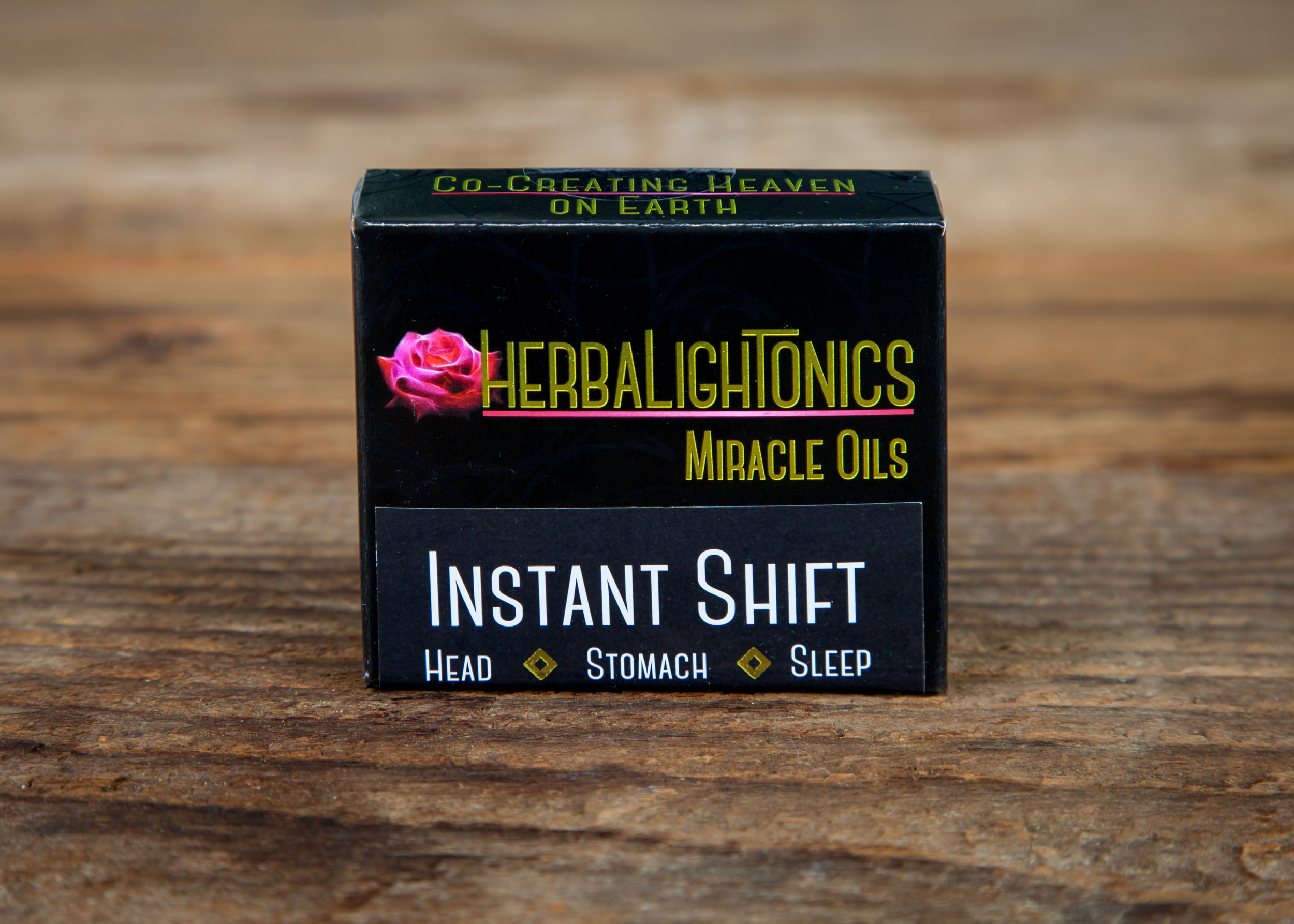 INSTANT SHIFT KIT - 3 MIRACLE OILS