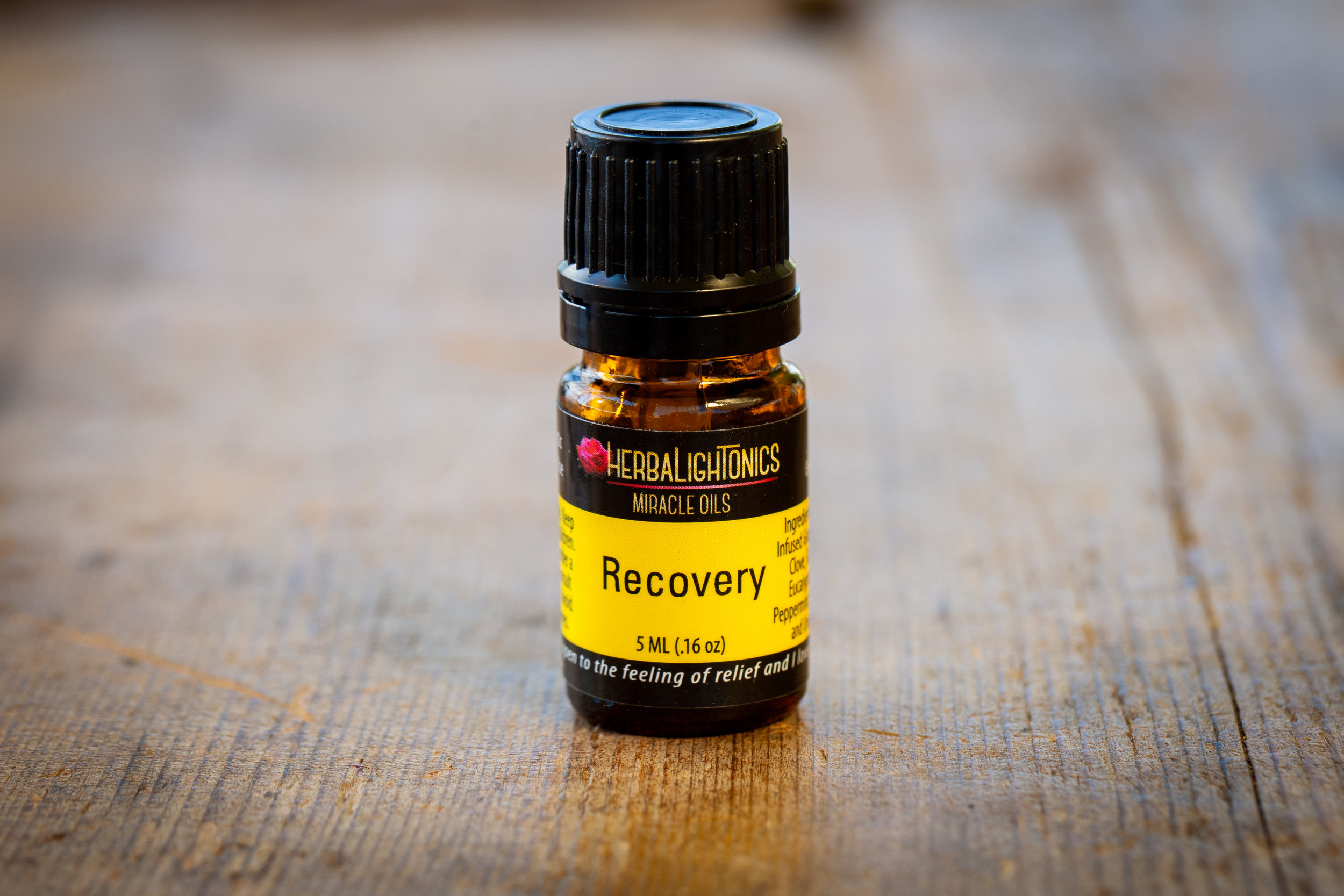 Recovery Miracle Oil