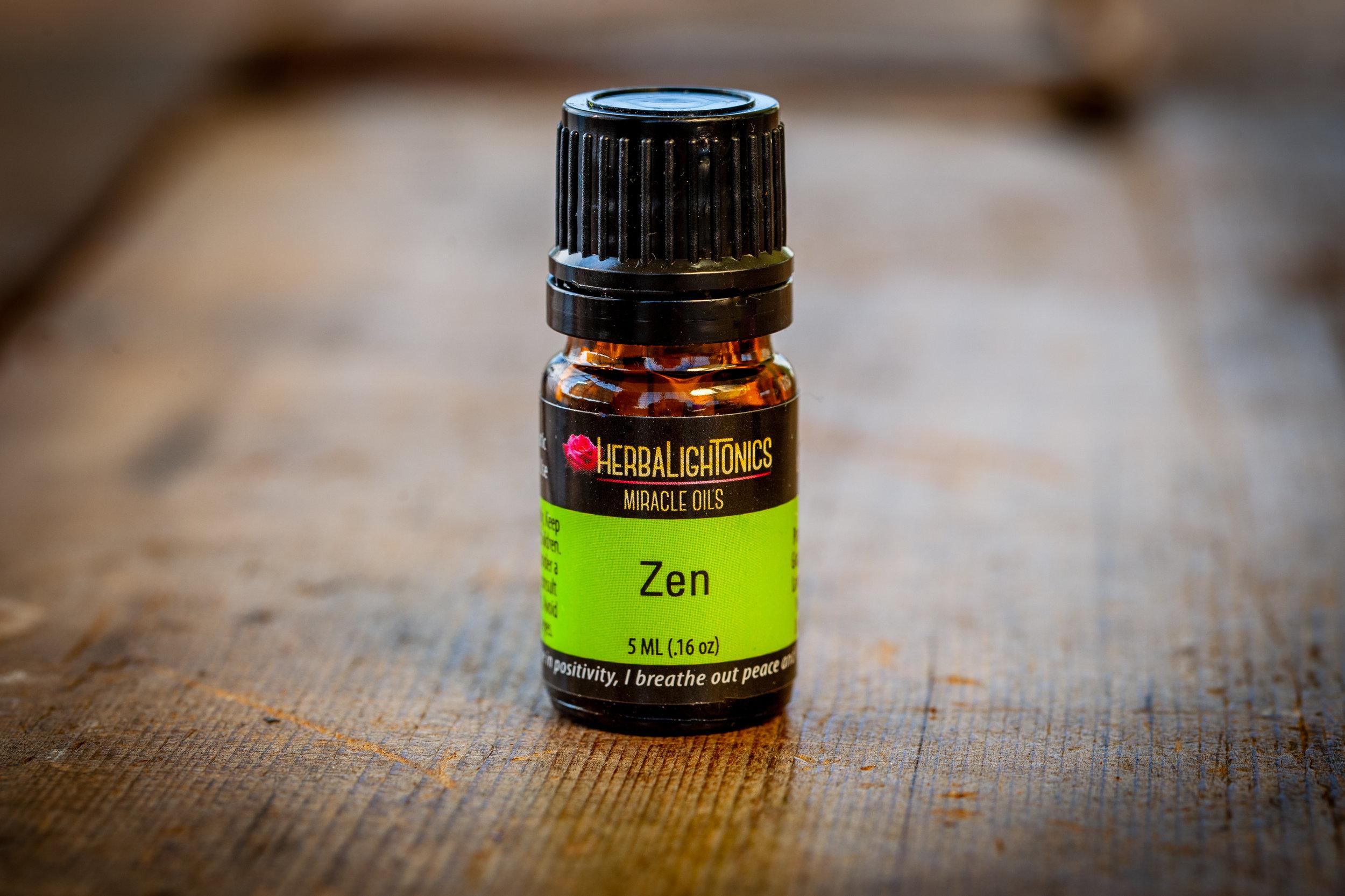 Zen Miracle Oil
