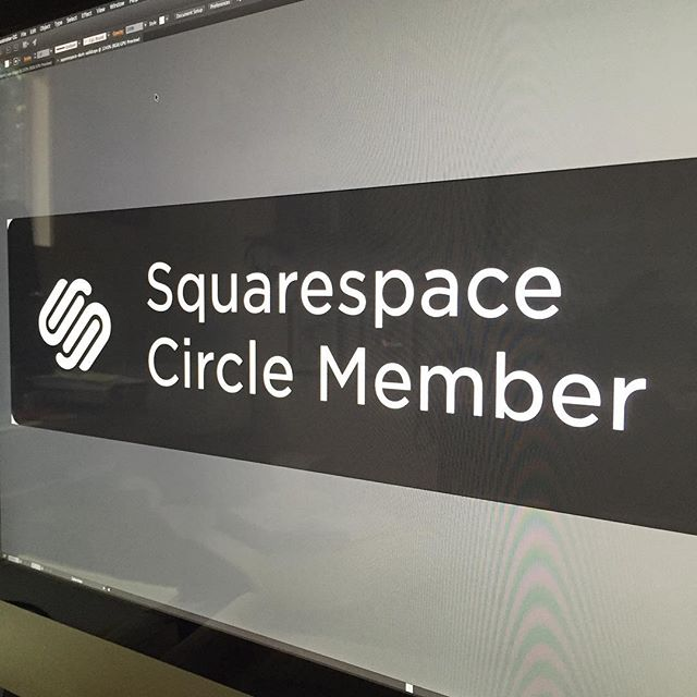 Glad to be a member!  #designagency #designfirm #jrpixels #ui #agency #squarespace #squarespacecircle