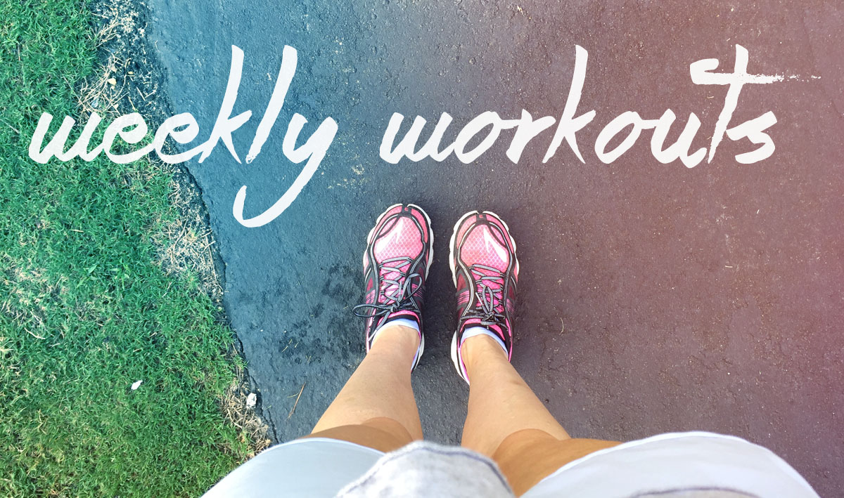 weekly-workouts-brooks-running-shoes