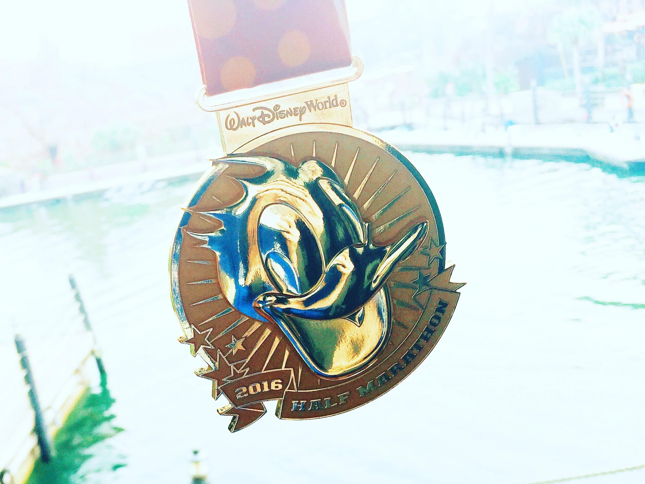 Disney-Half-2016-Medal